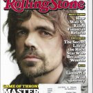 Rolling Stone Magazine (May 24, 2012) Game of Thrones: Peter Dinklage Cover