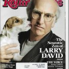 Rolling Stone Magazine Issue 1136 - August 4th, 2011 - The Neurotic Zen of Larry David