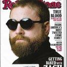 Rolling Stone #1133 June 23, 2011 Zach Galifianakis