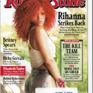 Rolling Stone Magazine # 1128 April 14, 2011 Rihanna cover