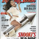 ROLLING STONE MAGAZINE #ISSUE 1126 SNOOKI MARCH 17 2011