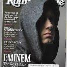 ROLLING STONE MAGAZINE #1118 NOVEMBER 25 2010 EMINEM
