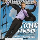 ROLLING STONE MAGAZINE #1117 CONAN O'BRIAN NOV 11 2010
