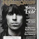 Rolling stone Issue 1105 May 27, 2010 Keith Richards