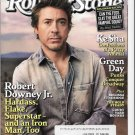Rolling Stone Magazine May 13, 2010 Issue 1104 Robert Downey Jr