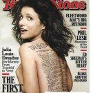 Rolling Stone 2014 April 24  #1207 - Julia Louis Dreyfus.