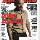 ROLLING STONE MAGAZINE #1194 24th OCTOBER 2013, ANDREW LINCOLN THE WALKING DEAD