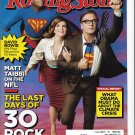 Rolling Stone January 31, 2013 Tina Fey, Alec Baldwin, Tracy Morgan (The Last Days of 30 Rock