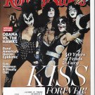 Rolling Stone Magazine #1206 April 10, 2014,KISS FOREVER! 40 YEARS of Feuds&Fury