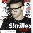 Rolling Stone Magazine #1205 March 27, 2014, SKRILLEX/Bill Gates/Beck/Elton John