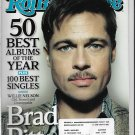 Rolling Stone December 25 2008 - January 8 2009 Brad Pitt (Year End Double Issue, 1068/1069)