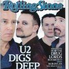 Rolling Stone #1074 March 19, 2009 U2 Dylan Clarkson Segel
