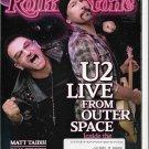 ROLLING STONE MAGAZINE #1089 BONO U2 OCT 15 2009