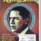Rolling Stone Magazine - #1085 - August 20, 2009 Barack Obama