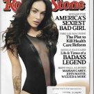 Rolling Stone Magazine - #1088 - October 1, 2009 Megan Fox