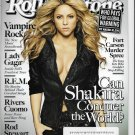 ROLLING STONE MAGAZINE ISSUE #1091 SHAKIRA NOV 12 2009