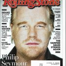 ROLLING STONE MAGAZINE Issue  #1203 February 2014 Philip Seymour Hoffman