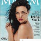 Maxim Magazine July/August 2014 Irina Shayk