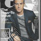 GQ Magazine October 2013 Justin Theroux & Jeff Bridges  New