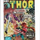 Marvel Comics The Mighty Thor #244 Thor vs Time-Twisters