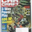 Car Craft Magazine November 2003 new