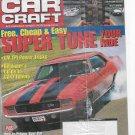 Car Craft Magazine october 2001 new