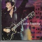 John Fogerty: Premonition Live Audio CD