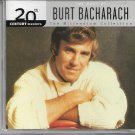 Burt Bacharach 20th Century Masters Best of The Millennium Collection