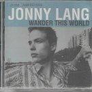 Jonny Lang : Wander This World CD
