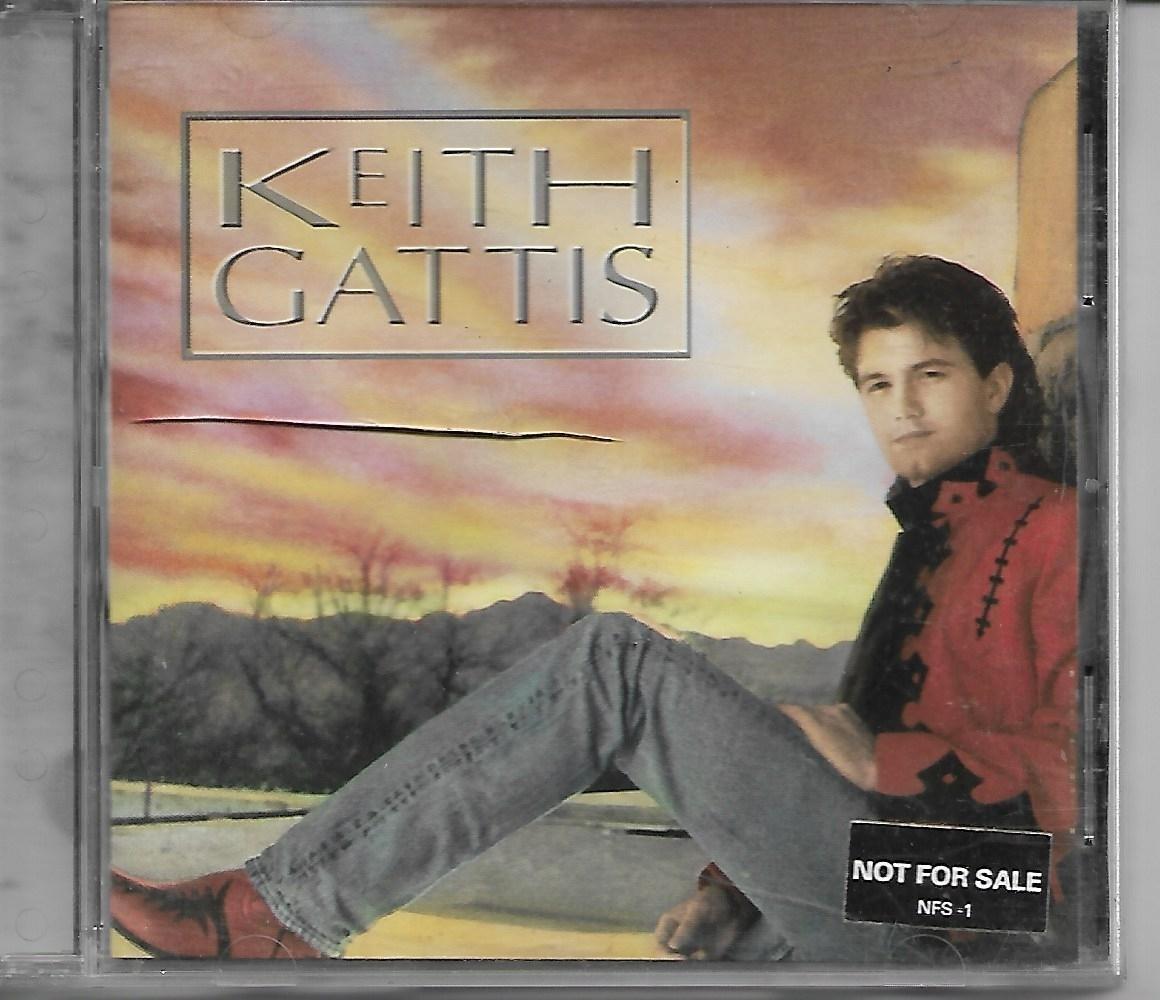 Keith Gattis (CD) Self Titled 1996