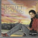 Keith Gattis (CD) Self Titled 1996