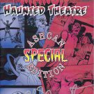 Wayne Sealy's Mystery Manor: Haunted Theater ashcan special edition #4 signed