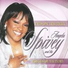 Angela Spivey Live with the Voices of Victory! by Angela Spivey (CD,NEW
