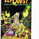 ElfQuest: Kings of the Broken Wheel #2 (Aug 1990, WaRP Graphics)