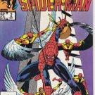 Web of Spider-Man #2 (May 1985, Marvel)