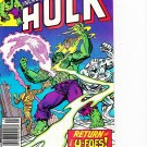 The Incredible Hulk #276 (Oct 1982, Marvel)