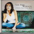 Little Past Little Rock Lee Ann Womack Music CD Single