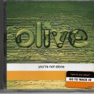 Olive - Youre Not Alone CD Single Free Shipping