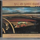 BILL & BONNIE HEARNE - Watching Life Through A Windshield cd promo