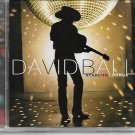 David Ball, Starlite Lounge on CD