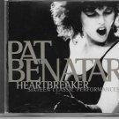 Pat Benatar - Heartbreaker 16 Classic Performances (CD)