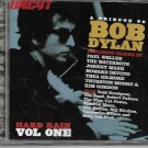 UNCUT: Hard Rain Tribute Bob Dylan VOL:ONE CD