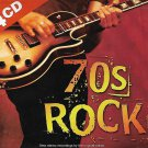 70's ROCK 4 CD SET