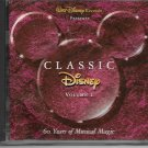 Classic Disney, Vol. 1 by Disney  60 Years of Musical Magic CD