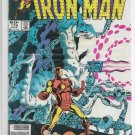 iron man #176 marvel newsstand