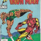 Iron Man #177 marvel