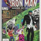 Iron Man #178 marvel