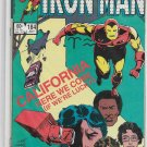 Iron Man (1968 series) #184 marvel
