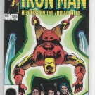 Iron Man #185 marvel