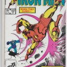 Iron Man #187 marvel
